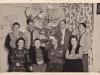 Familie Grasser (vorne von links) Anna, Maria und Benedikt (Eltern), Maria (hinten von links) Richard, Alfons, Benno